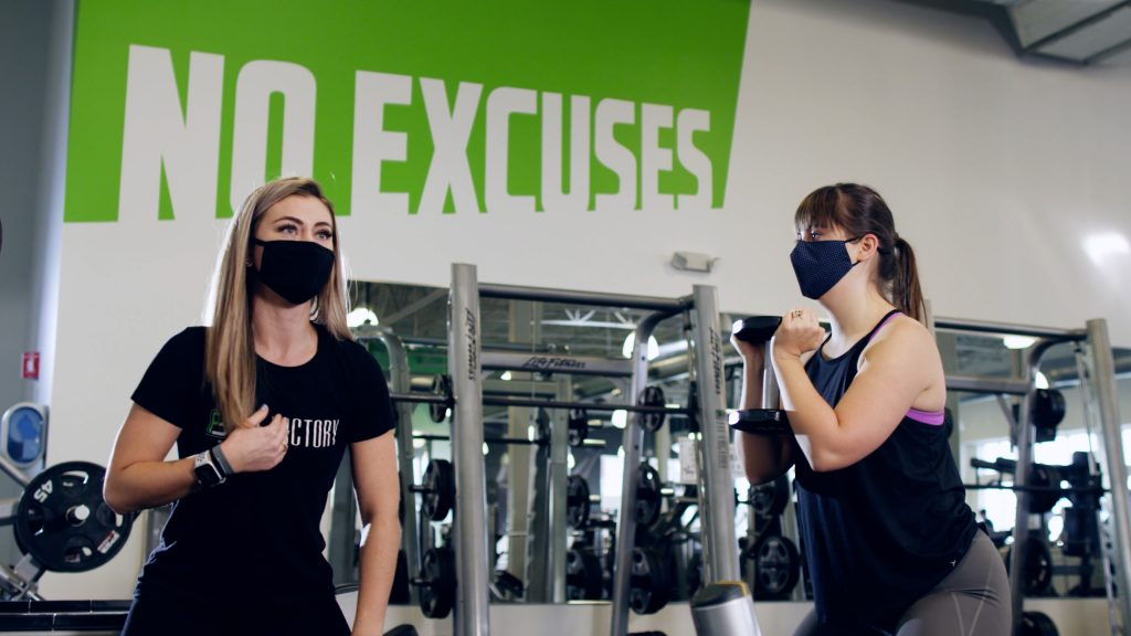 Ditch Your Resolution at Fit Factory